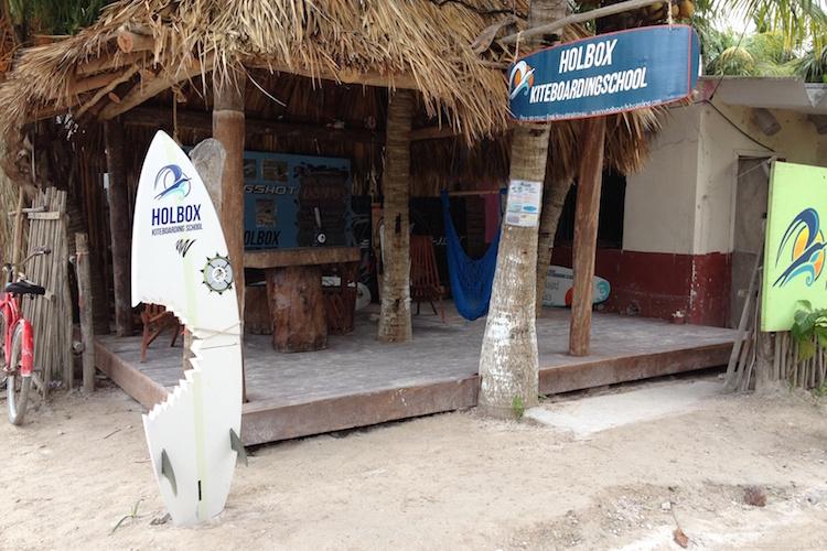 Vakantie Isla Holbox kitesurfen