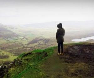 Vakantie Isle of Skye Schotland quirang