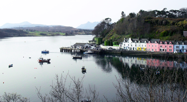 Vakantie Isle of Skye Schotland storr Portree