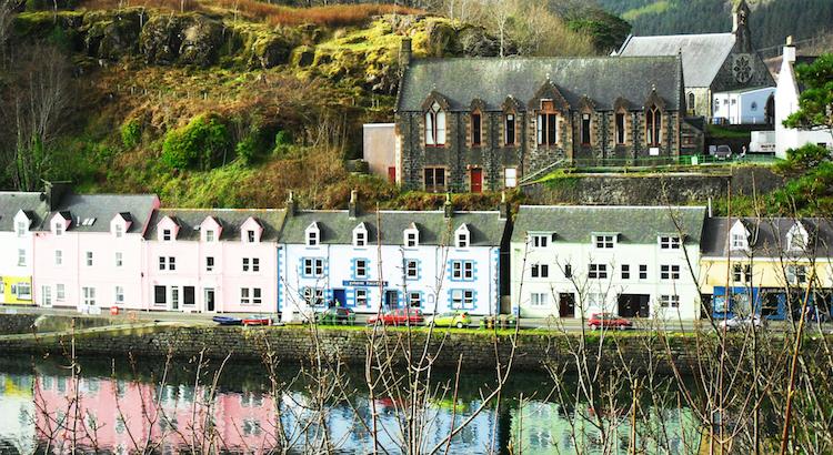 Vakantie Isle of Skye storr portree