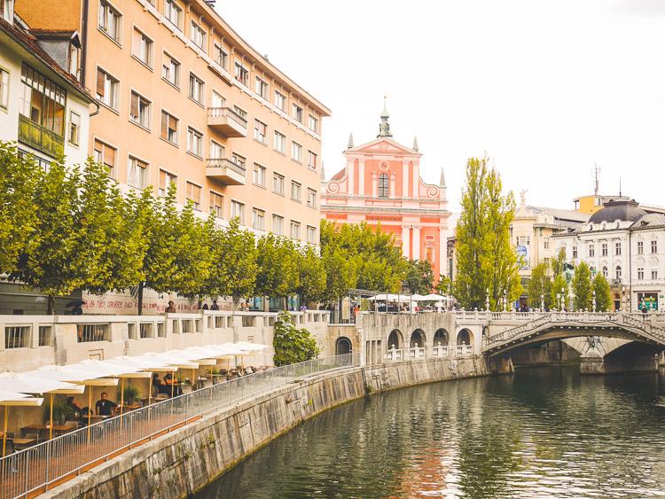 Vakantie Slovenie Ljubljana