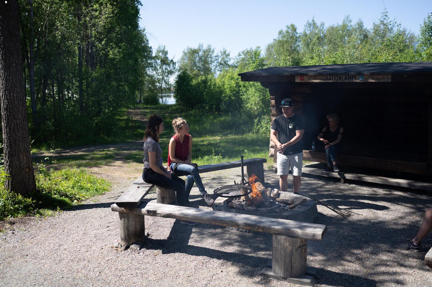 Vakantie finland zomer