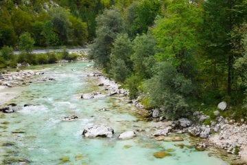 Vakantie in Slovenie