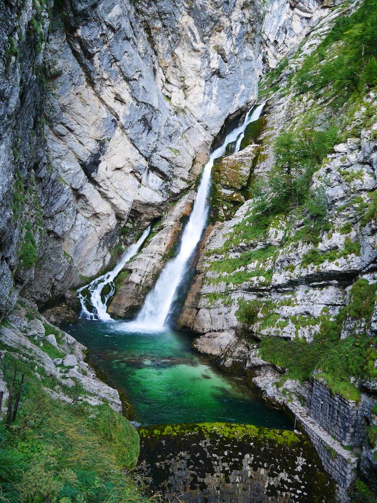 Vakantie in Slovenie Bohinj