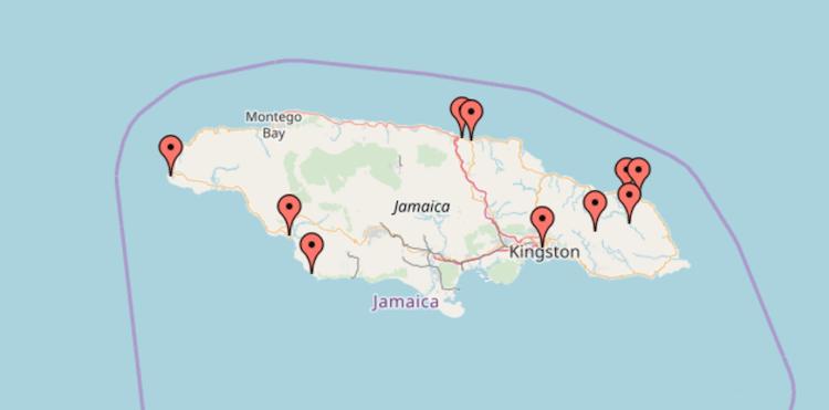 vakantie naar jamaica tips route