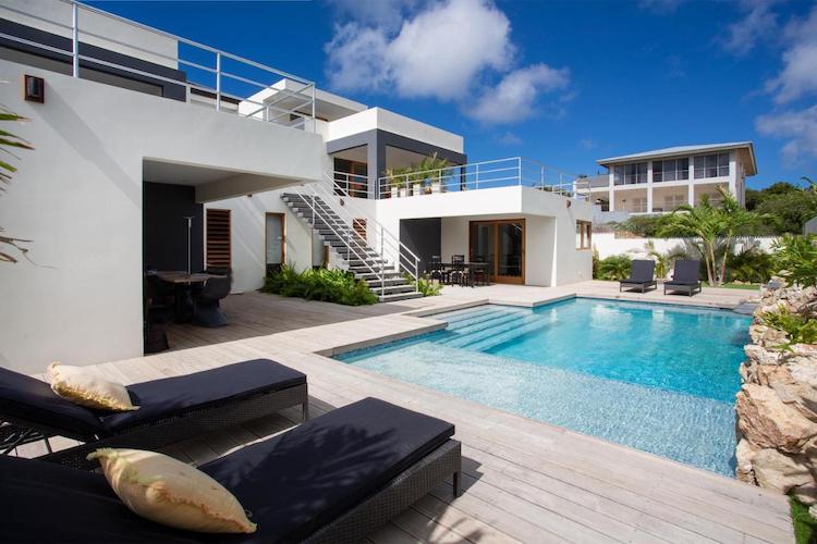 Vakantiehuis curacao Villa Sol Paraiso