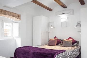 Valencia airbnb goedkoop optie