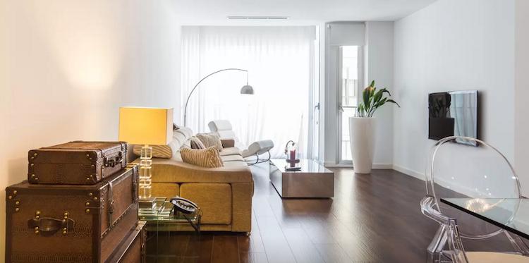 Valencia appartement airbnb