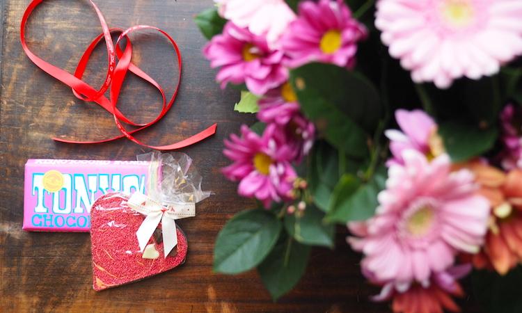 Valentijn 2017 chocola bloemen