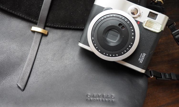 Cadeau voor reiziger polaroid