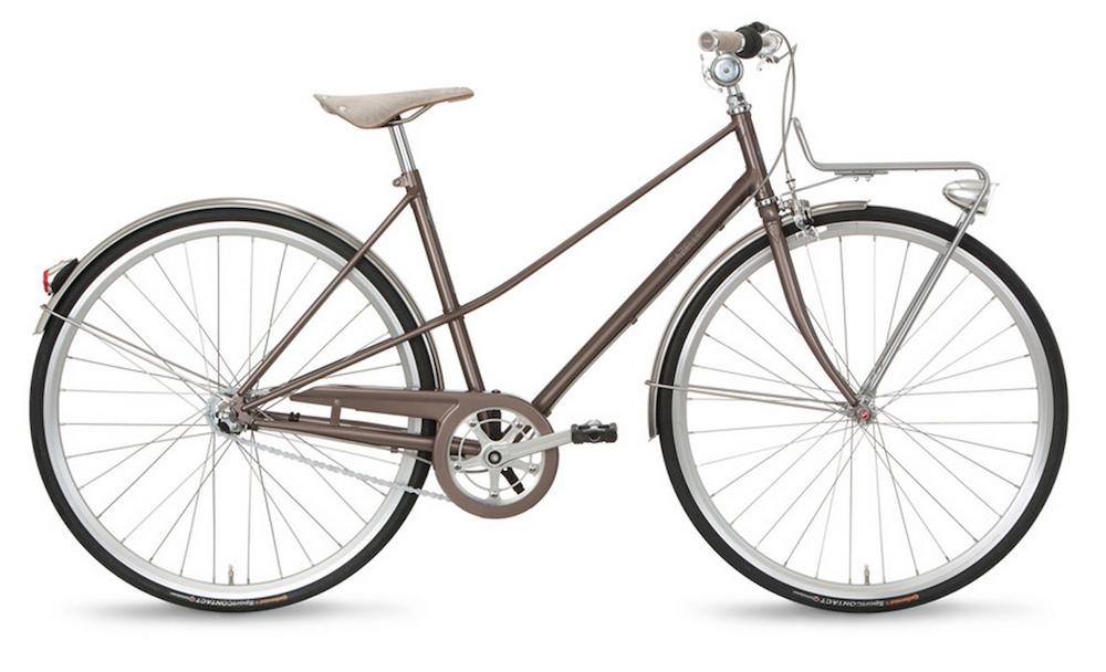 Van Stael hippe fietsen gazelle