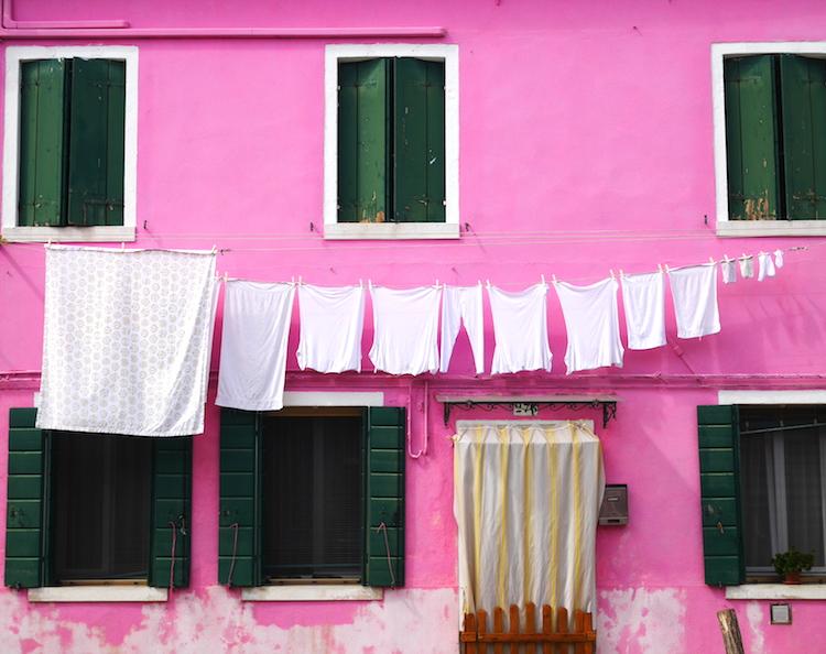 De Venise à l'île de Burano