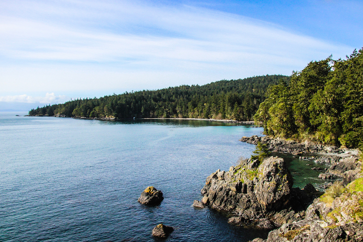 Vancouver Island in Canada
