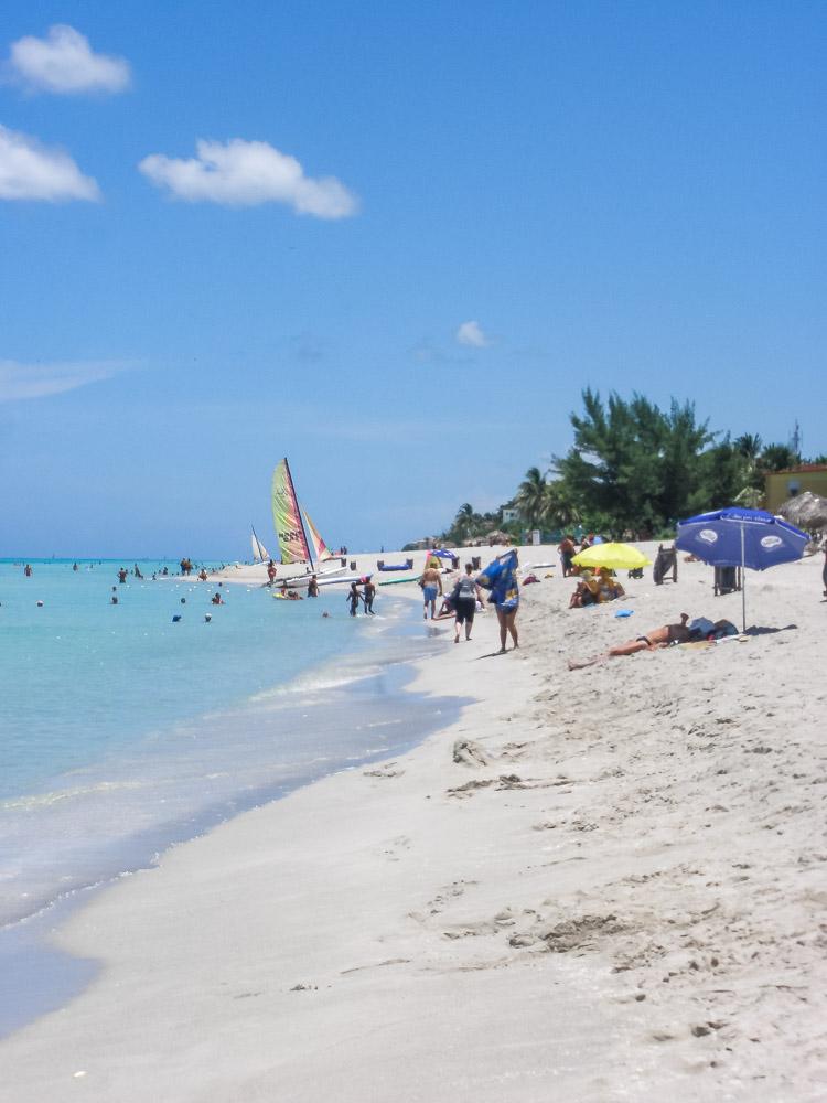 Varadero Cuba strand vakantie