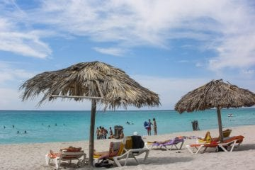 Varadero Cuba vakantie