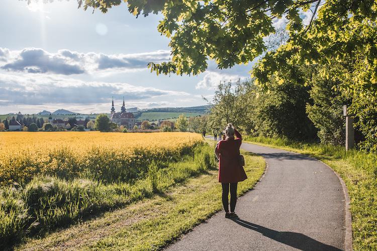 Velehrad dorpje in Moravie