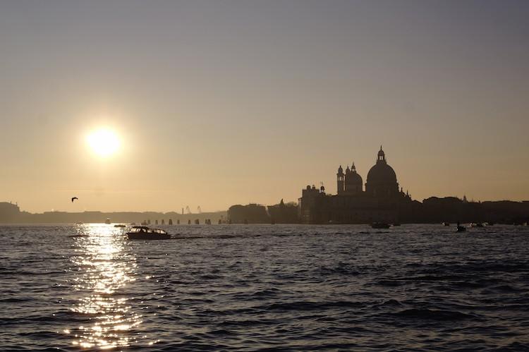 Venetie Uitzicht San Giorgio Maggiore