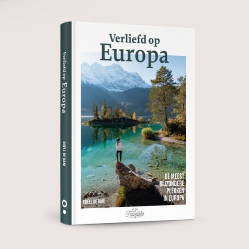 Verliefd op Europa reisboek