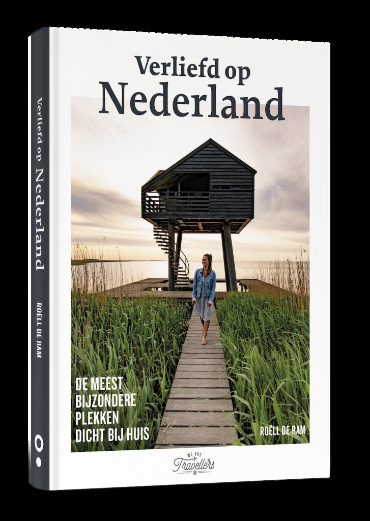 Verliefd op Nederland boek