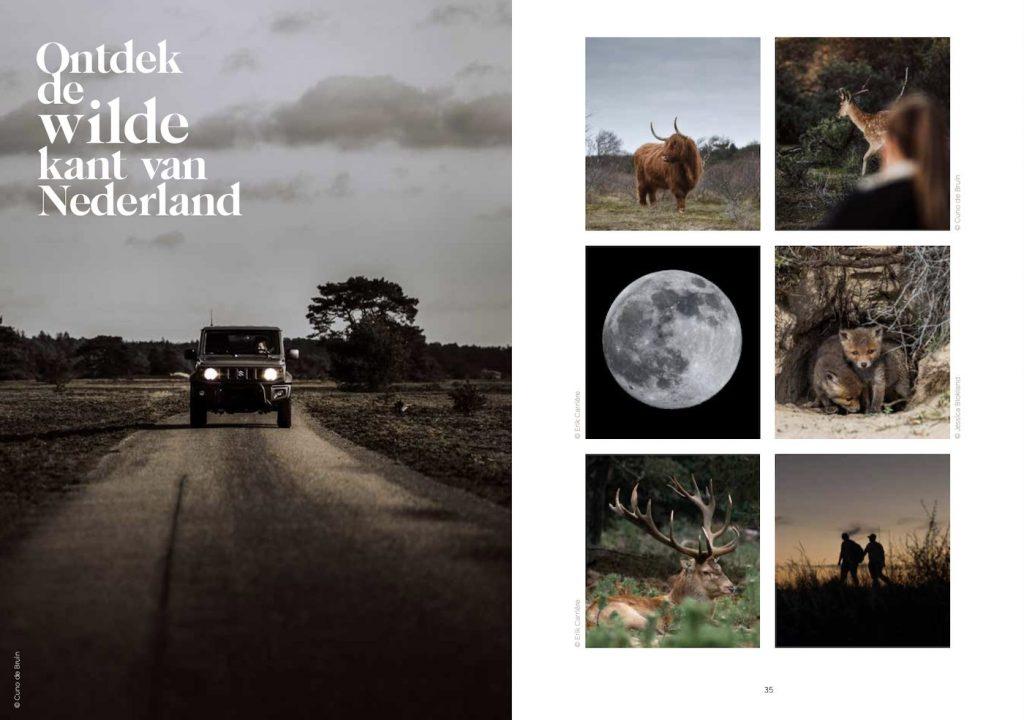 Verliefd op Nederland dieren hoofdstuk