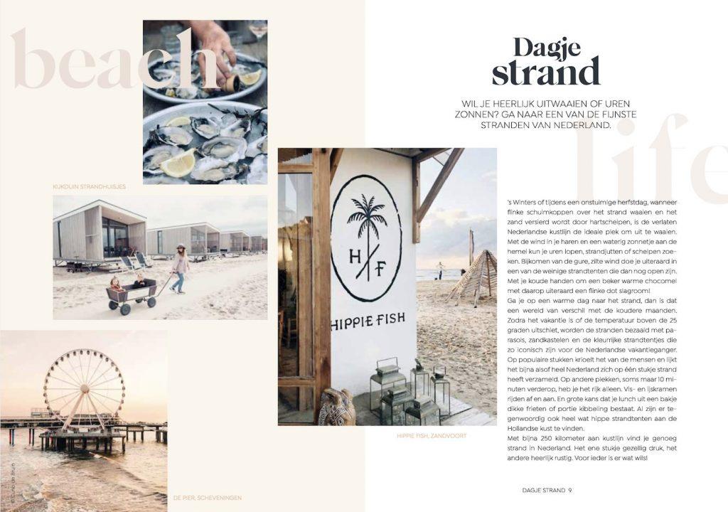 Verliefd op Nederland hoofdstuk dagje strand