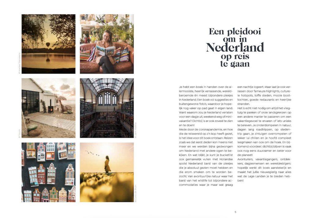 Verliefd op Nederland preview boek