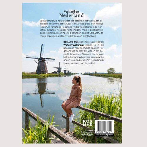 Verliefd op nederland achterkant