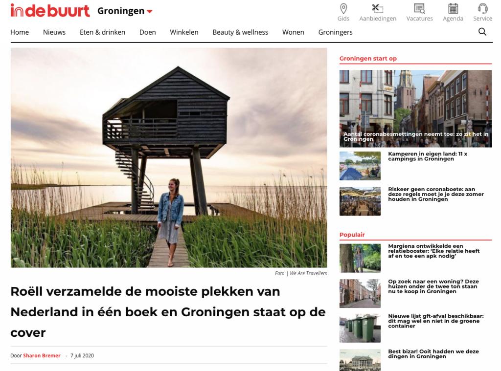 Verliefd op nederland bij indebuurt groningen