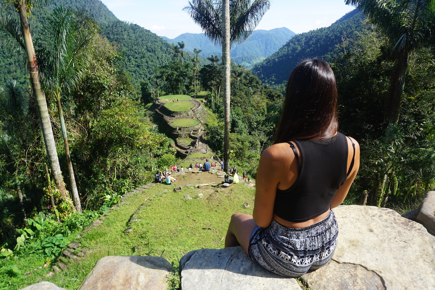 Verloren Stad Colombia