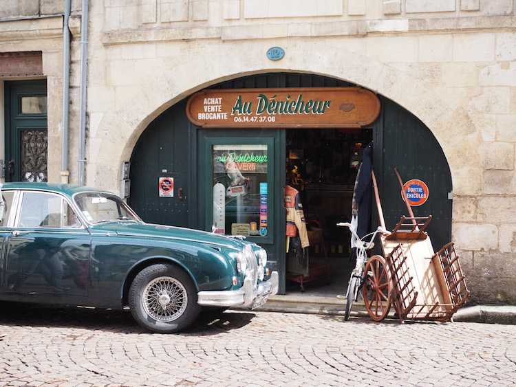 Vervoer naar Bordeaux