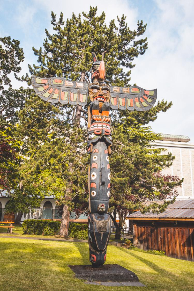 Victoria Canada Thunder Bird Park