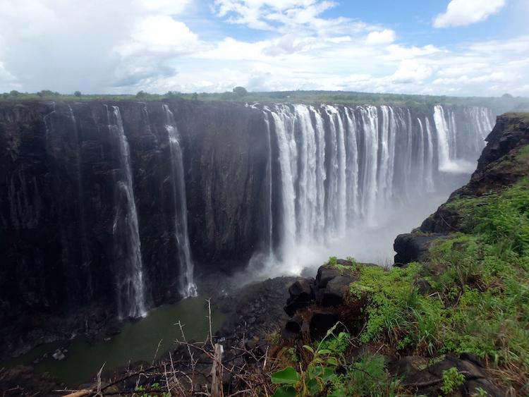 Victoria Falls victoria watervallen Zimbabwe Vic Falls