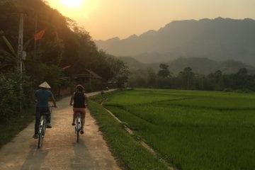 Vietnam Locals Mai Chau