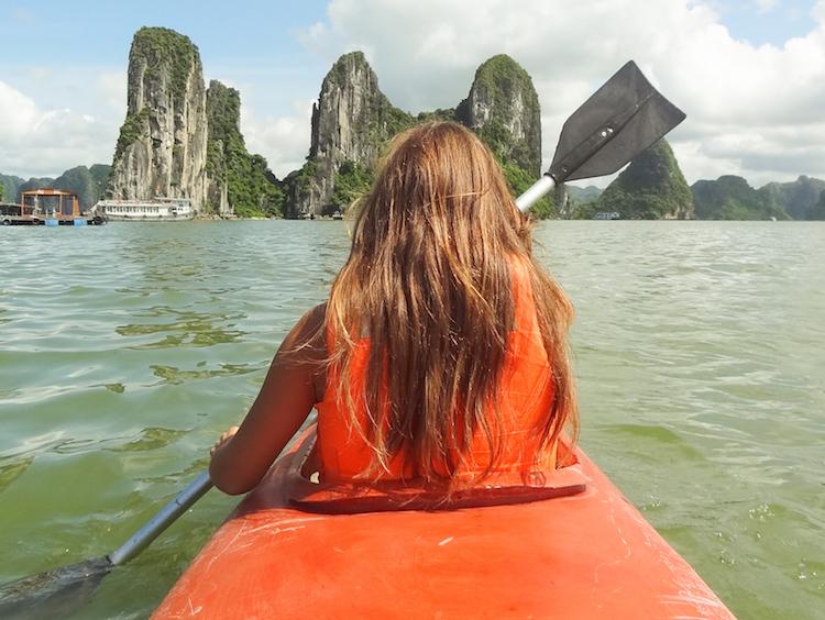 Vietnam hoogtepunten halong bay