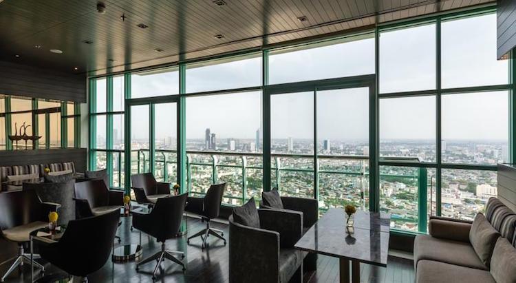 Vijf sterren hotel bangkok