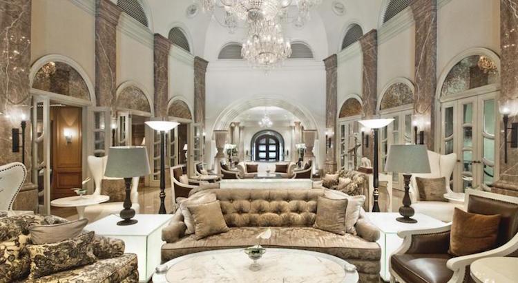 Vijf sterren hotel in Mumbai international airport