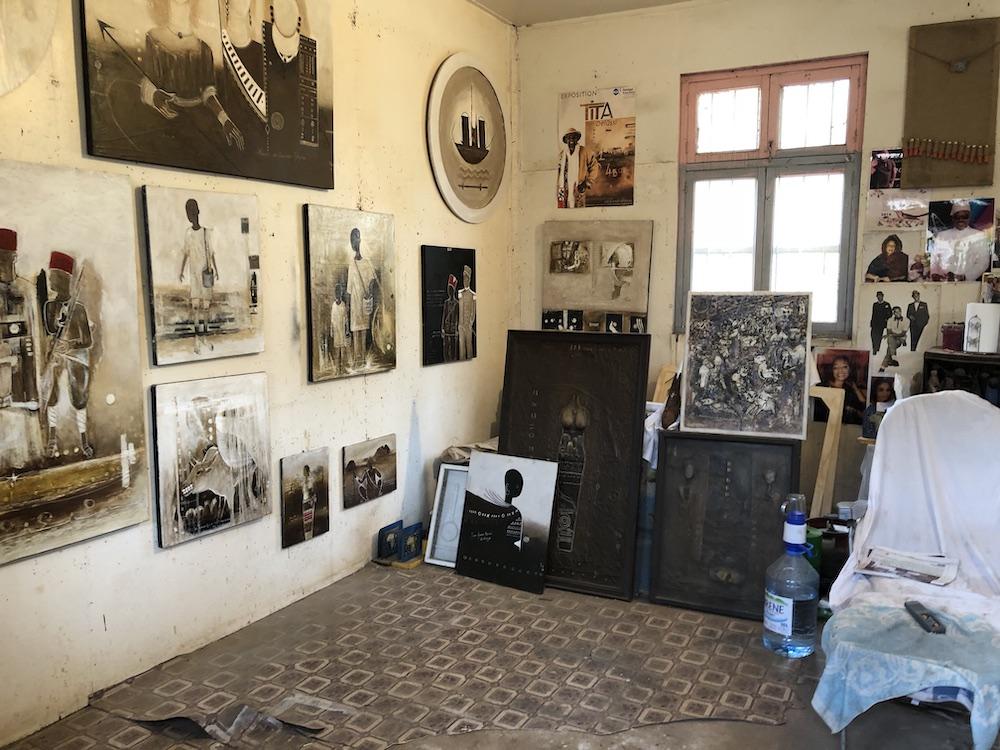 Village des Arts in Dakar
