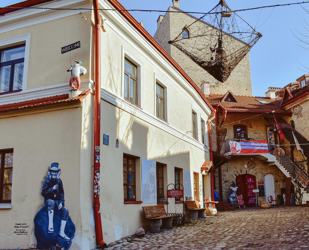 Vilnius Užupis