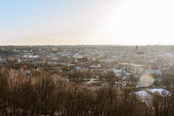 Vilnius bezienswaardigheden