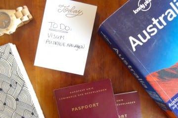 Visum aanvragen australie