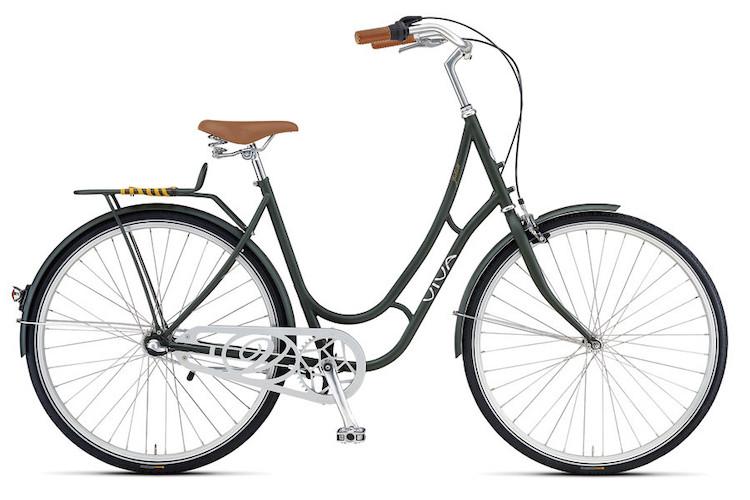 Viva bikes hippe fietsen stad
