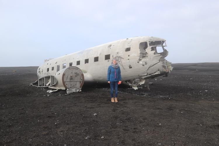 Vliegtuigwrak ijsland tips