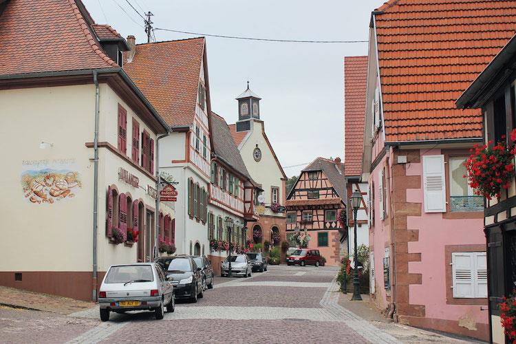 vogezen-frankrijk-idyllisch-dorpje