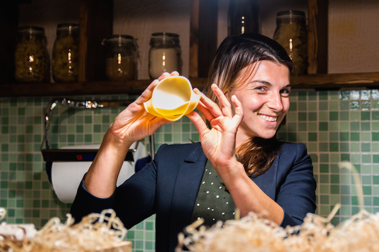 Volterra eten bij Da Beppino