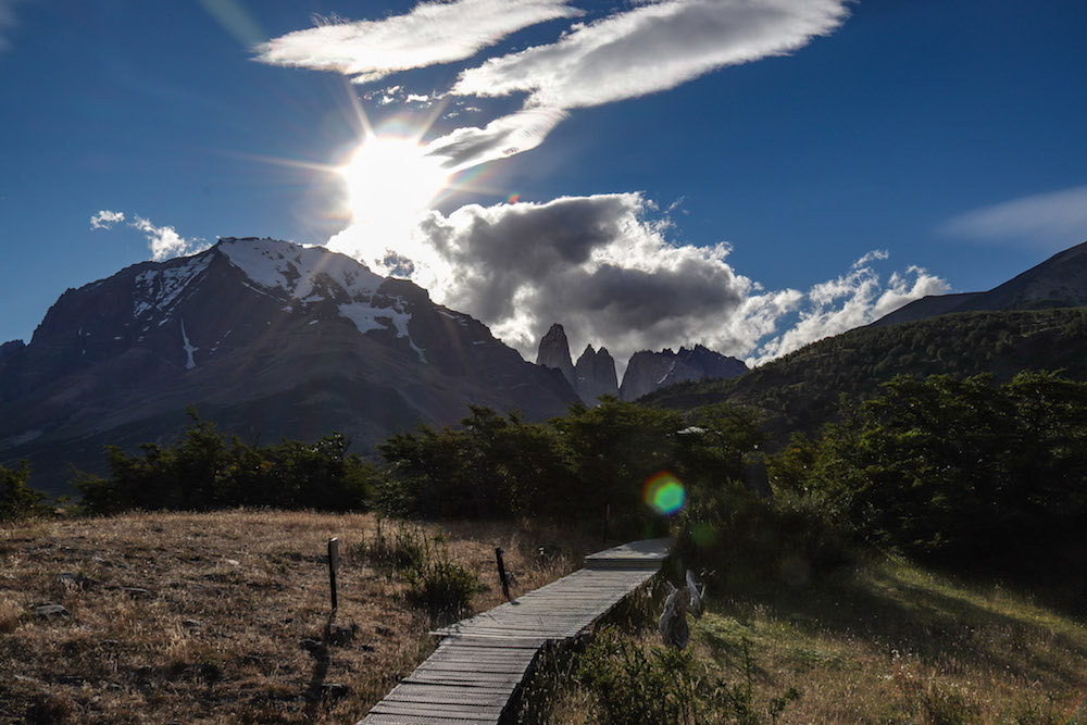 W-trek patagonie torres del paine ecocamp