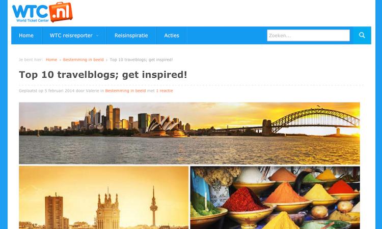 WTC top 10 blogs