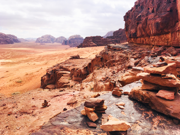 Wadi Rum Lawrence of Arabie