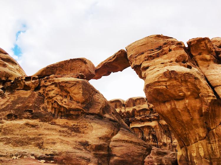 Wadi Rum tours jordanie