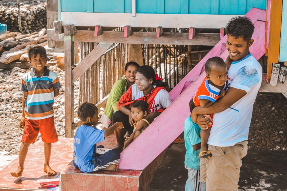 Wakatobi Indonesie Bajo