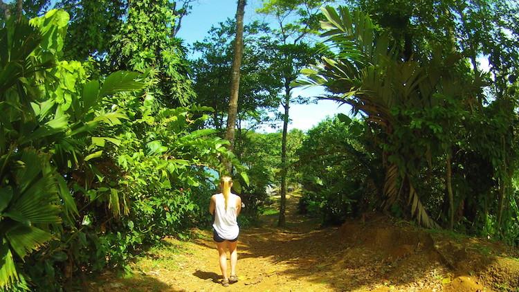 Wandelen Bocas del Toro